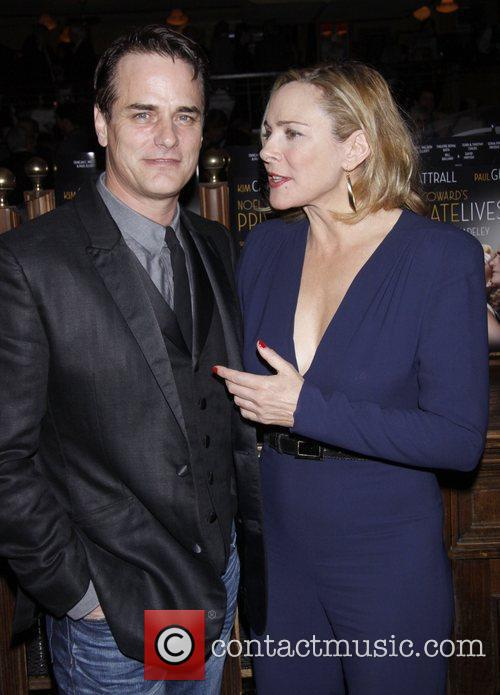 Paul Gross, Kim Cattrall and Times Square 3