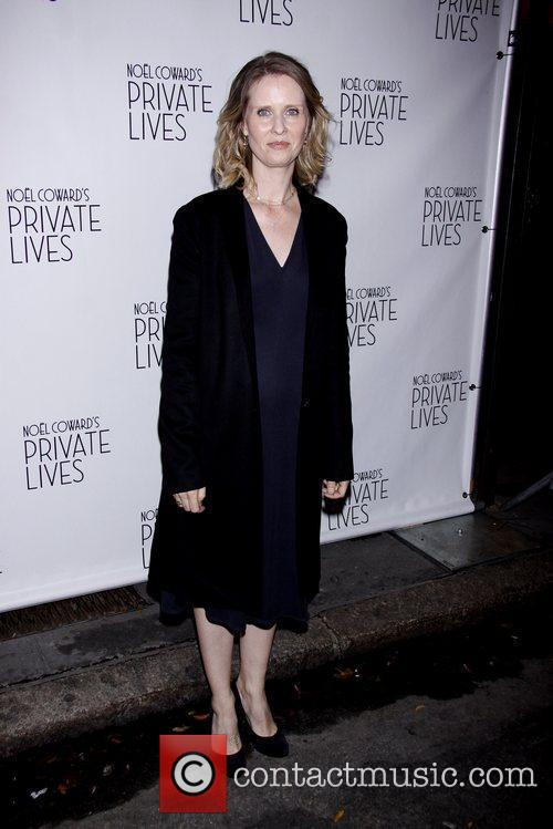 Broadway Opening night of 'Private Lives' at the...