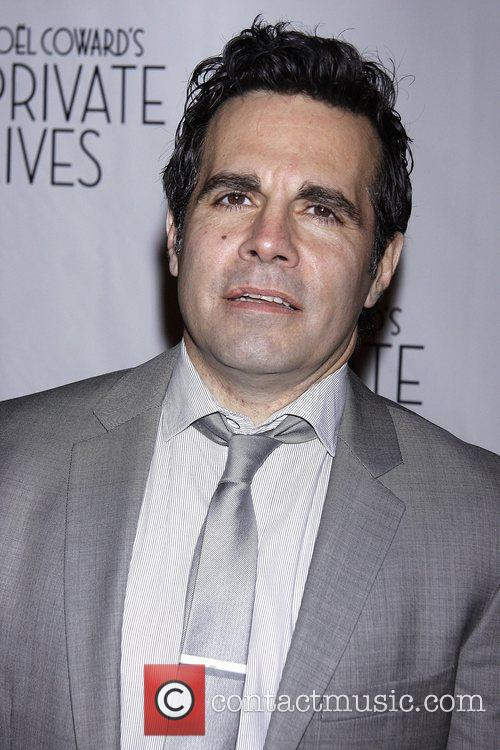 Mario Cantone  Broadway Opening night of 'Private...