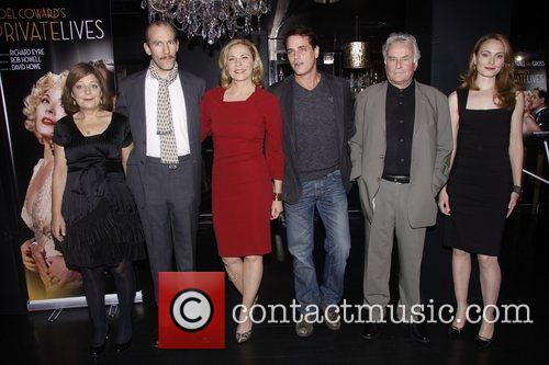 Kim Cattrall, Paul Gross and Richard Eyre 11