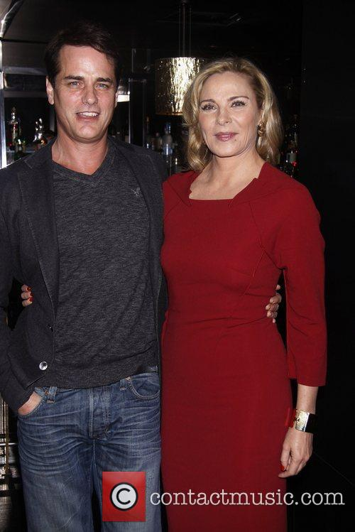 Paul Gross and Kim Cattrall 4