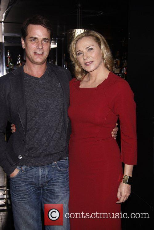 Paul Gross and Kim Cattrall 2