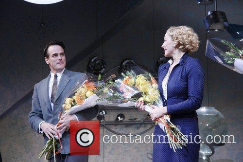 paul gross and kim cattrall broadway opening 5757020