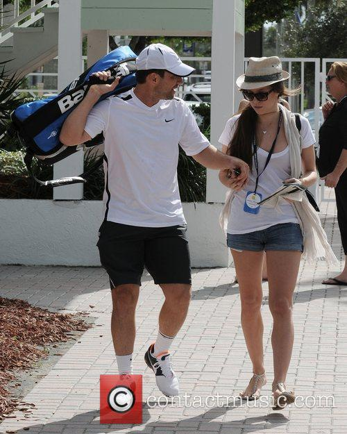 Christian Slater and Tamara Mellon 12