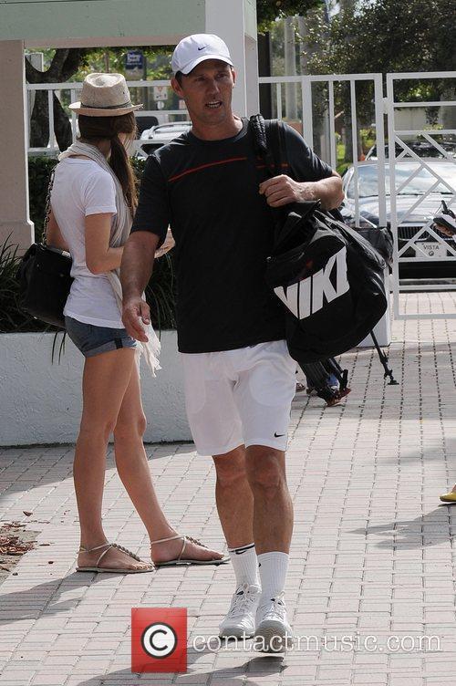 Christian Slater and Tamara Mellon 13