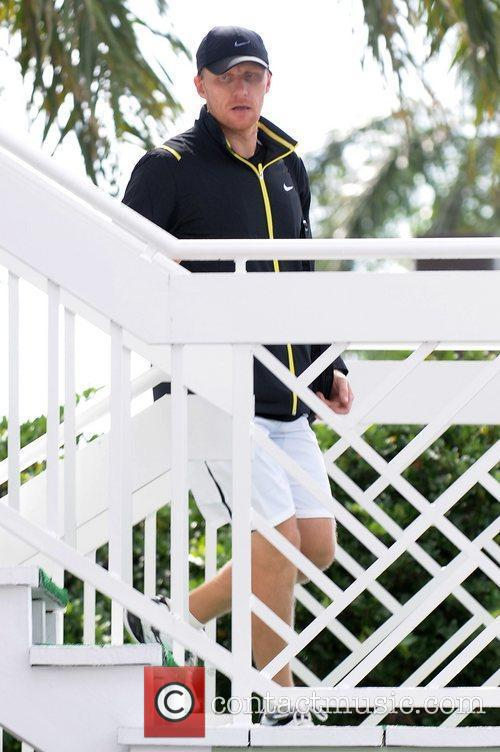 Kevin McKidd The Chris Evert/Raymond James Pro-Celebrity Tennis...