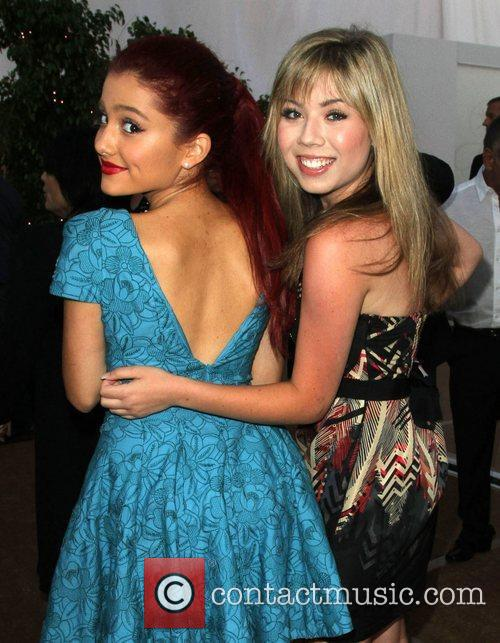 Ariana Grande and Jennette Mccurdy 2