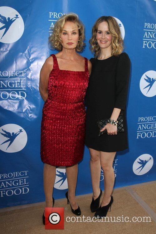 Jessica Lange and Sarah Paulson 2