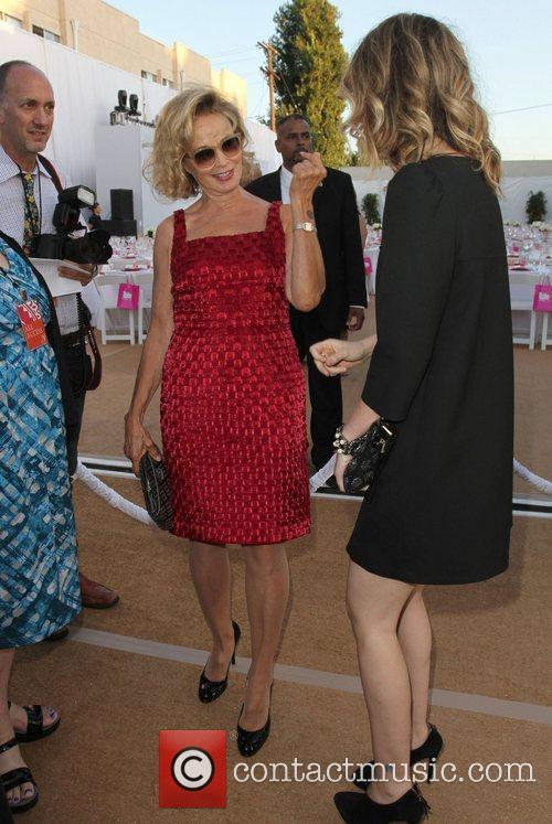 Sarah Paulson and Jessica Lange 1