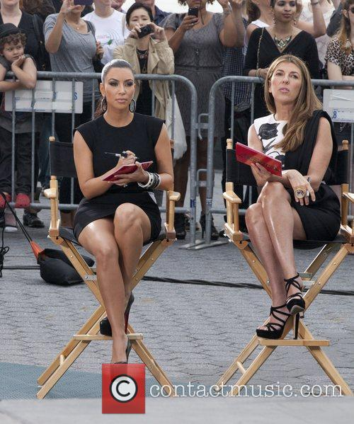 Kim Kardashian, Nina Garcia