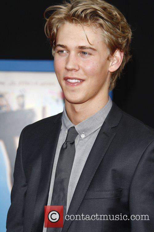 Austin Butler World Premiere of 'Prom' at the...