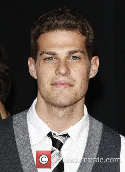 Greg Finley World Premiere of 'Prom' at the...
