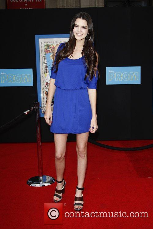 Kendall Jenner  World Premiere of 'Prom' at...