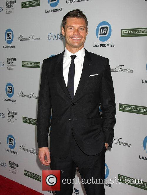 Ryan Seacrest  Promise 2011 Gala at the...