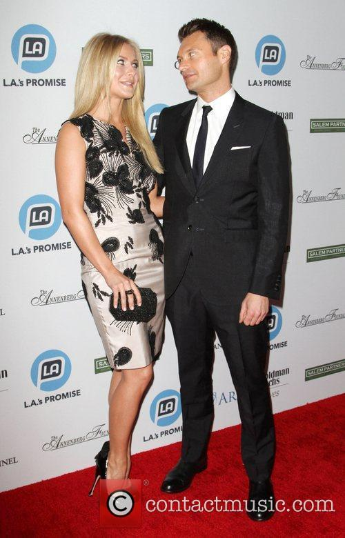 Julianne Hough and Ryan Seacrest 4