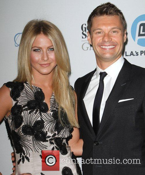 Julianne Hough and Ryan Seacrest 6