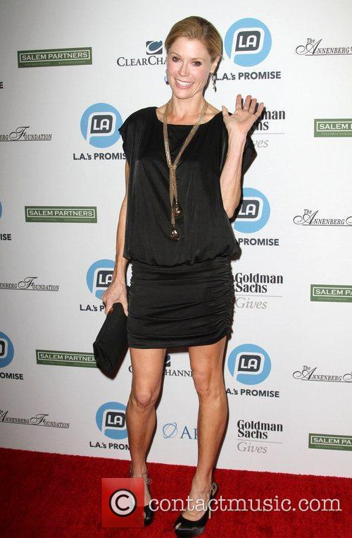 Julie Bowen Promise 2011 Gala at the Grand...