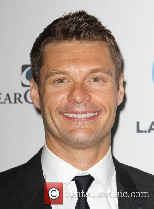 Ryan Seacrest Promise 2011 Gala at the Grand...