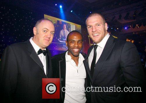 Dara O'Briain, James Haskell and guest The 2011...