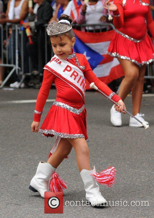 Atmosphere 2011 National Puerto Rican Day Parade...