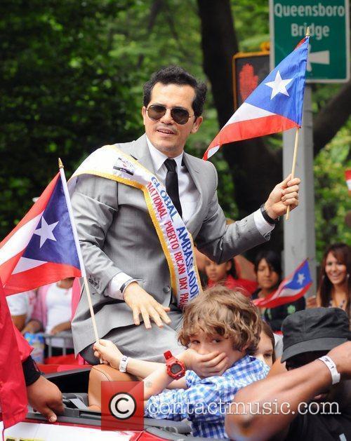 John Leguizamo 2011 National Puerto Rican Day Parade...
