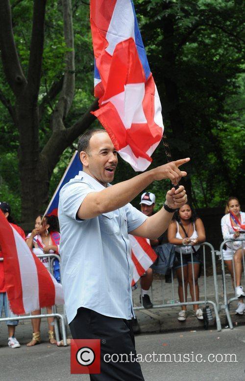 Ruben Diaz 2011 National Puerto Rican Day Parade...