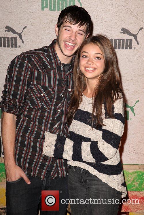Matt Prokop and Sarah Hyland PUMA Presents 'Riddim...
