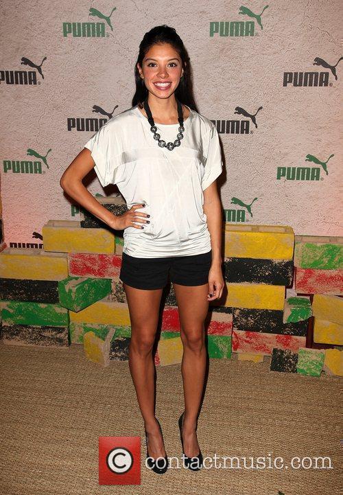 Delilah DiCrescenzo PUMA Presents 'Riddim & Run' benefiting...