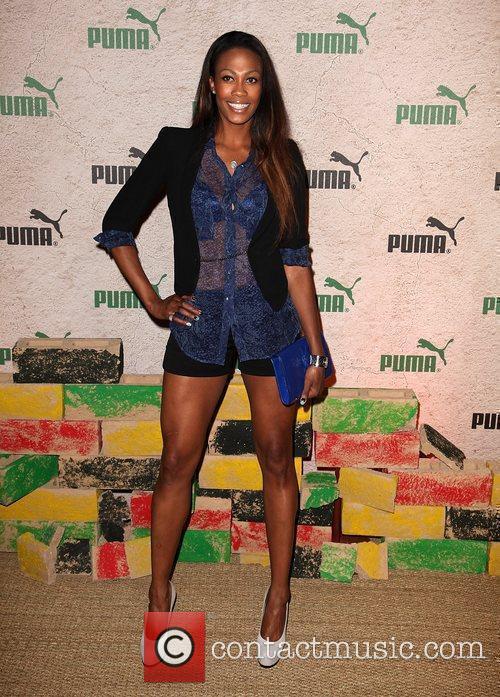 Kim Glass PUMA Presents 'Riddim & Run' benefiting...