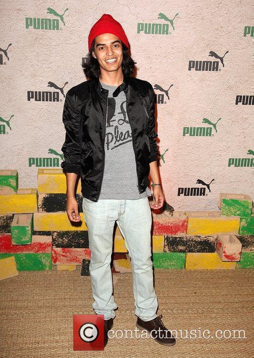 Sanjaya Malakar PUMA Presents 'Riddim & Run' benefiting...