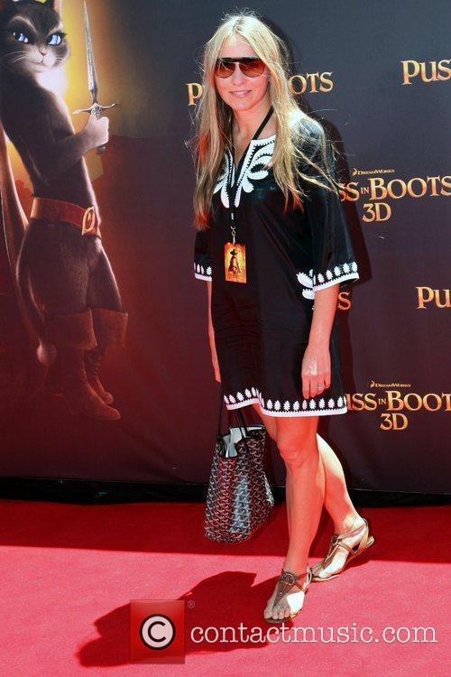 Collette Dinnigan The premiere of 'Puss In Boots...