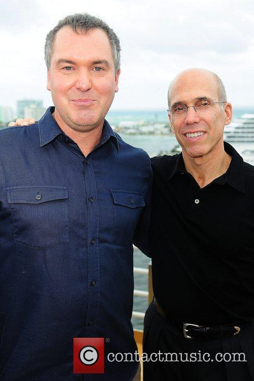 Chris Miller and Jeffrey Katzenberg 3