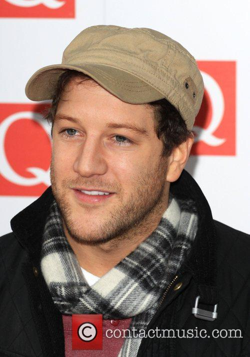 Matt Cardle and Grosvenor House 5