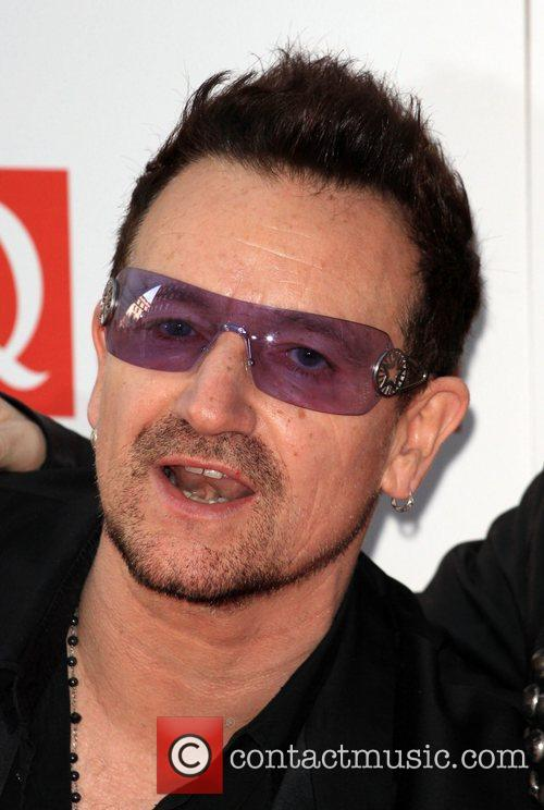 Bono, U2 and Grosvenor House 8