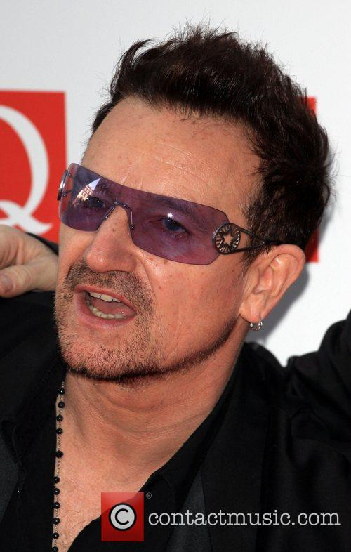 Bono, U2 and Grosvenor House 9