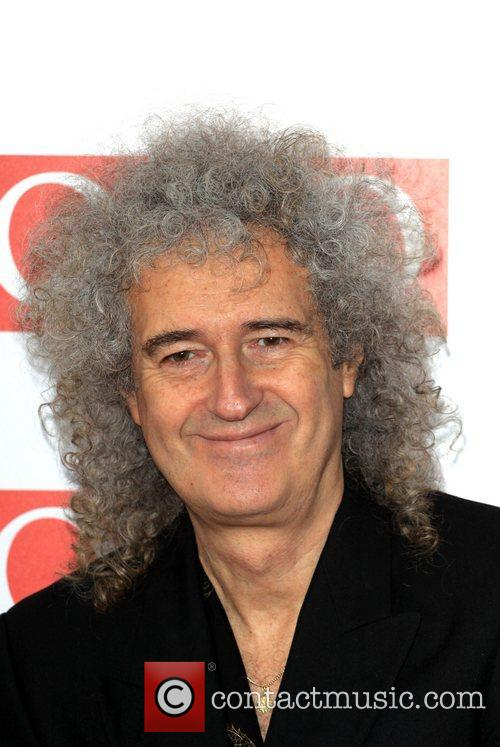 Brian May and Grosvenor House 3