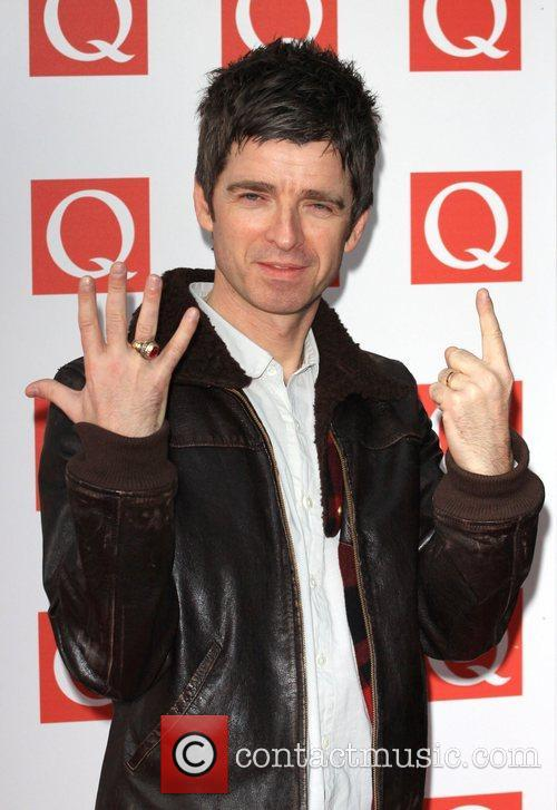 Noel Gallagher and Grosvenor House 10