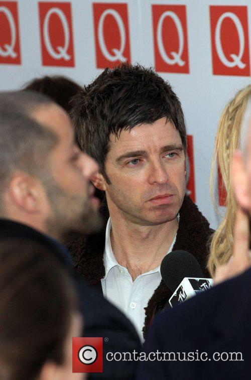 Noel Gallagher and Grosvenor House 11