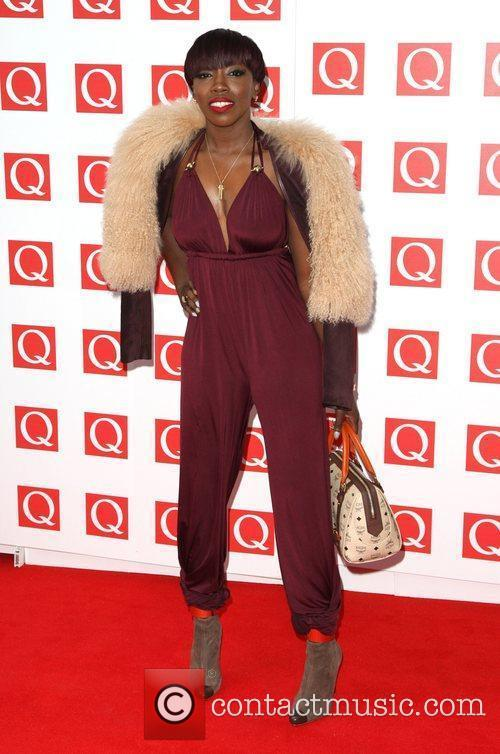 Estelle and The Q Awards 2