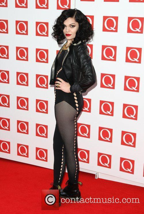 Jessie J and The Q Awards 2