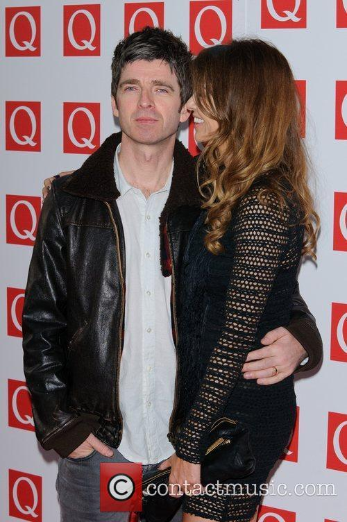 noel gallagher and sara macdonald the q 3575658