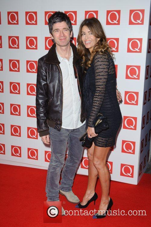 noel gallagher and sara macdonald the q 3575703