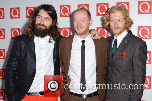 Simon Neil, Biffy Clyro and Grosvenor House 1