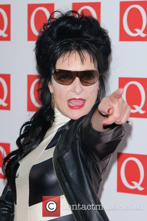 siouxie sioux the q awards 2011 held 3575711
