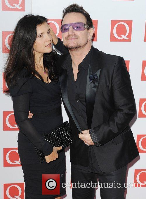 Bono and The Q Awards 1