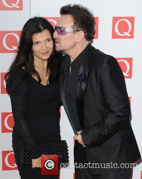 Bono and The Q Awards 5