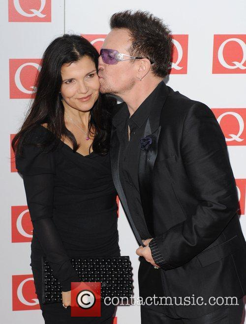 Bono and The Q Awards 2