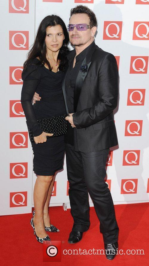 Bono and The Q Awards 3