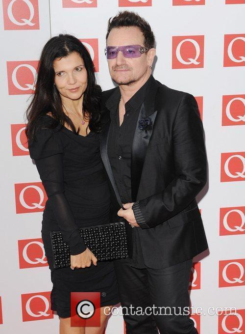 Bono and The Q Awards 4