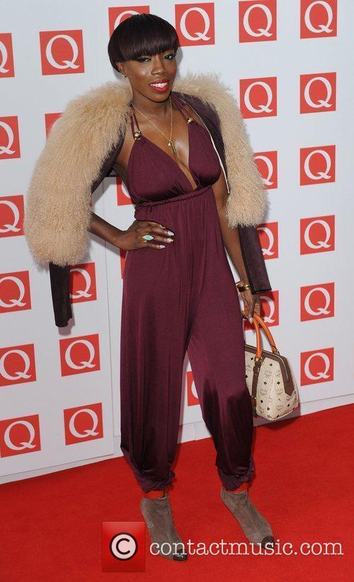 Estelle and The Q Awards 3
